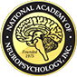 National Academy of Neuropsychology logo